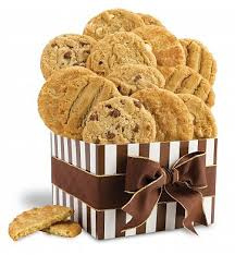 gift cookies fresh baked cookies gift box chocolate sweet baskets