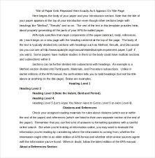 12 apa cover sheet templates u2013 free sample example format