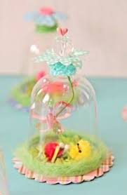Easter Decorations With Wine Glasses by 3 Piece Easter Wine Glass Candle Holder Table Centerpiece Easter