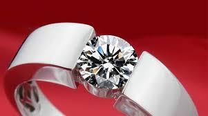 cheap promise rings for men 18k real white gold white gold promise rings for men new promise