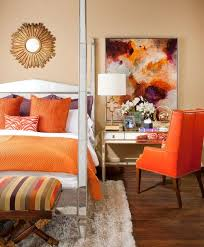 Orange Interior Best 25 Orange Bedroom Decor Ideas On Pinterest Boho Bedrooms