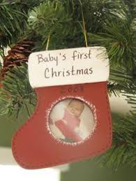 Christmas Ornaments Baby Baby U0027s First Christmas Ornament Handmade Felt Ornament Tutorial
