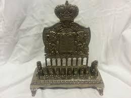 antique menorah antique menorah interest money value bit collecting and