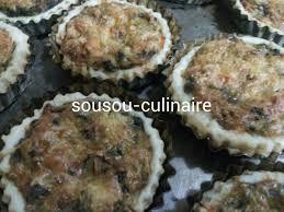 cuisine de sousou des quiches aux épinards et viande hachée délice culinaire de