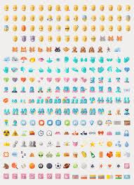 clean emoji flat emoji list vector pack designshock shockfamily
