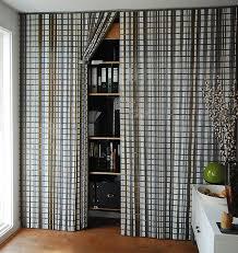 Room Divider Curtain Ideas - bedroom interior stunning design ideas with bedroom divider