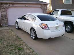 nissan white car altima cochise75 2008 nissan altima specs photos modification info at