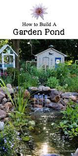 Backyard Garden Ponds 458 Best Backyard Pond Designs Images On Pinterest Backyard