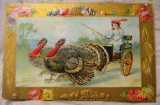 thanksgiving collectible postcards ebay