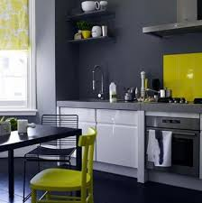 yellow kitchen decorating ideas grey cabinets yellow walls yellow kitchen accents yellow kitchen