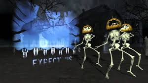 anonymous halloween dace 3d animation hd youtube