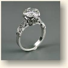 Gothic Wedding Rings by Surprising Gothic Diamond Engagement Rings 36 For New Trends With