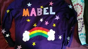 mabel sweater gravity falls mabel light up sweater by bandgeek231 on deviantart