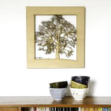 wooden pine tree wall wooden tree wall by for me for you designs