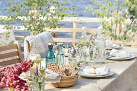 Ikea Vasteron Bench How To Set Your Table For Alfresco Swedish Midsummer Dining