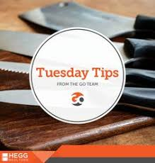 tuesday tip clean and sharpen the blades of your garbage disposal