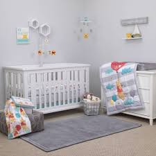 Bedding Nursery Sets Furniture Monkey Crib Set Sears Baby Bedding King