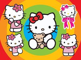 hello kitty birthday wallpaper wallpapersafari