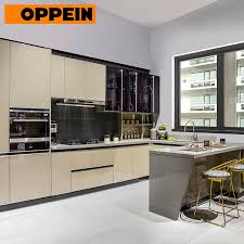kitchen wall mounted cabinets item oppein western modern wall mounted cabinets built in kitchen cupboards