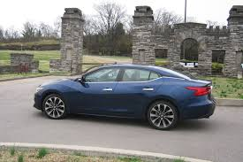 nissan maxima mpg 2016 2016 nissan maxima sr u2013 off to a strong start automobile magazine