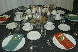 thanksgiving table decorations setting ideas for dressed dinner