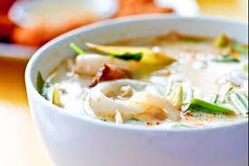 recette cuisine thailandaise traditionnelle recette de tom yam kung soupe aigre douce aux crevettes à la