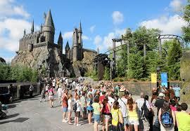 Harry Potter Adventure Map Universal U0027s Harry Potter Expansions Sparks Fans U0027 Imaginations
