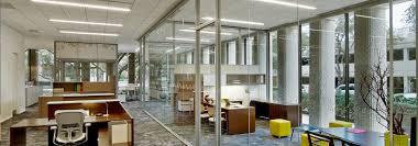 interior frameless glass doors enclose frameless glass