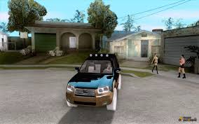 forester subaru modified forester cross sport 2005 for gta san andreas