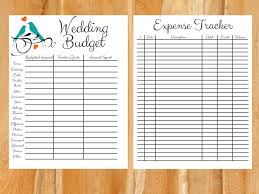 Wedding Budget Setting A Wedding Budget Realistically