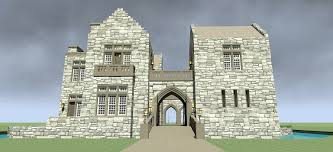 duncan castle plan tyree house plans abandoned scotland medieval