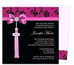graduation announcement exles awe inspiring exles of graduation invitations high school