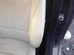 reparation siege cuir réparation de griffures sur cuir auto d une bmw z3 à aix en