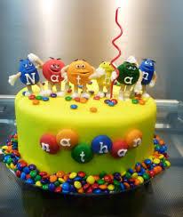m u0026m cake cake birthdays and birthday cakes