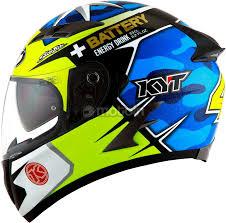 661 motocross helmet kyt falcon espargaro replica integral helmet motoin de