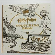 aliexpress buy 25x25 cm harry potter coloring book books