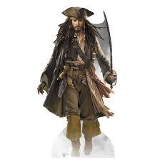 jack sparrow halloween costume