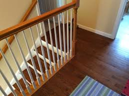 stair stairs design idea with prefinished oak treads combine with