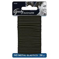 goody hair ties goody hair accessories ponytail holders sears
