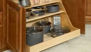 amazing under kitchen cabinet storage ideas exitallergy