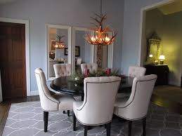 Dining Table Rug Extraordinary Design Rug Under Dining Room Table All Dining Room