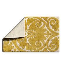 Yellow Bath Mat Deco Floor Mustard Bath Mat Buy Deco Floor Mustard Bath Mat