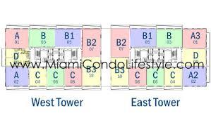 Echo Brickell Floor Plans 500 Brickell Floorplans Miami Condo Lifestyle