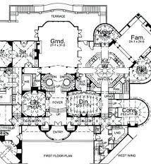 mansion floor plans castle castle style home plans southwestobits com