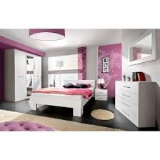 chambre moderne blanche chambre design adulte blanc et noir laqué 2 cbc meubles