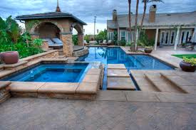 Backyard Pool With Lazy River by Garden Design Garden Design With Amazing Backyard Pool Ideas Home