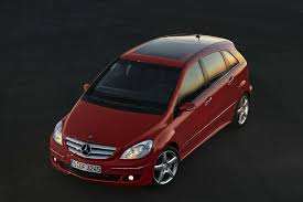 mercedes benz b class sports tourer w245