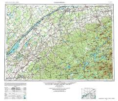 What Is A Topographic Map New York Topo Maps Topographic Maps 1 250 000