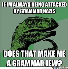 Meme Grammar - grammar jew by shadowgun meme center
