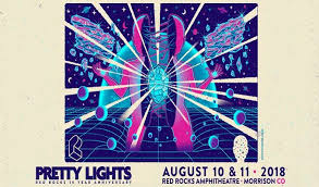 pretty lights red rocks tickets pretty lights tickets in morrison at red rocks amphitheatre on sat